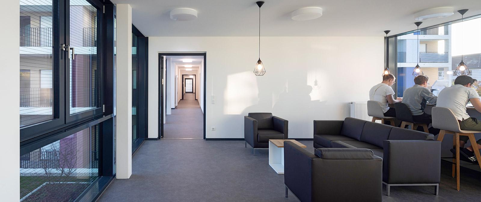 Campo Novo Mannheim Moderne Studentenapartments Zu Vermieten